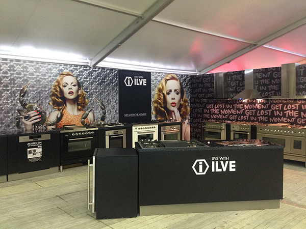 ILVE festival tent pic