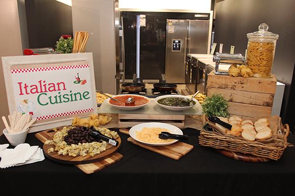 Italian Food Station by The Hospitality Establishment