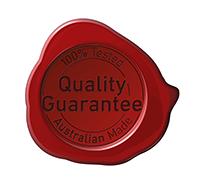 quality guarentee