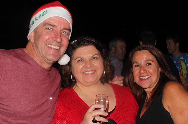 Matt, Luci and Ellena