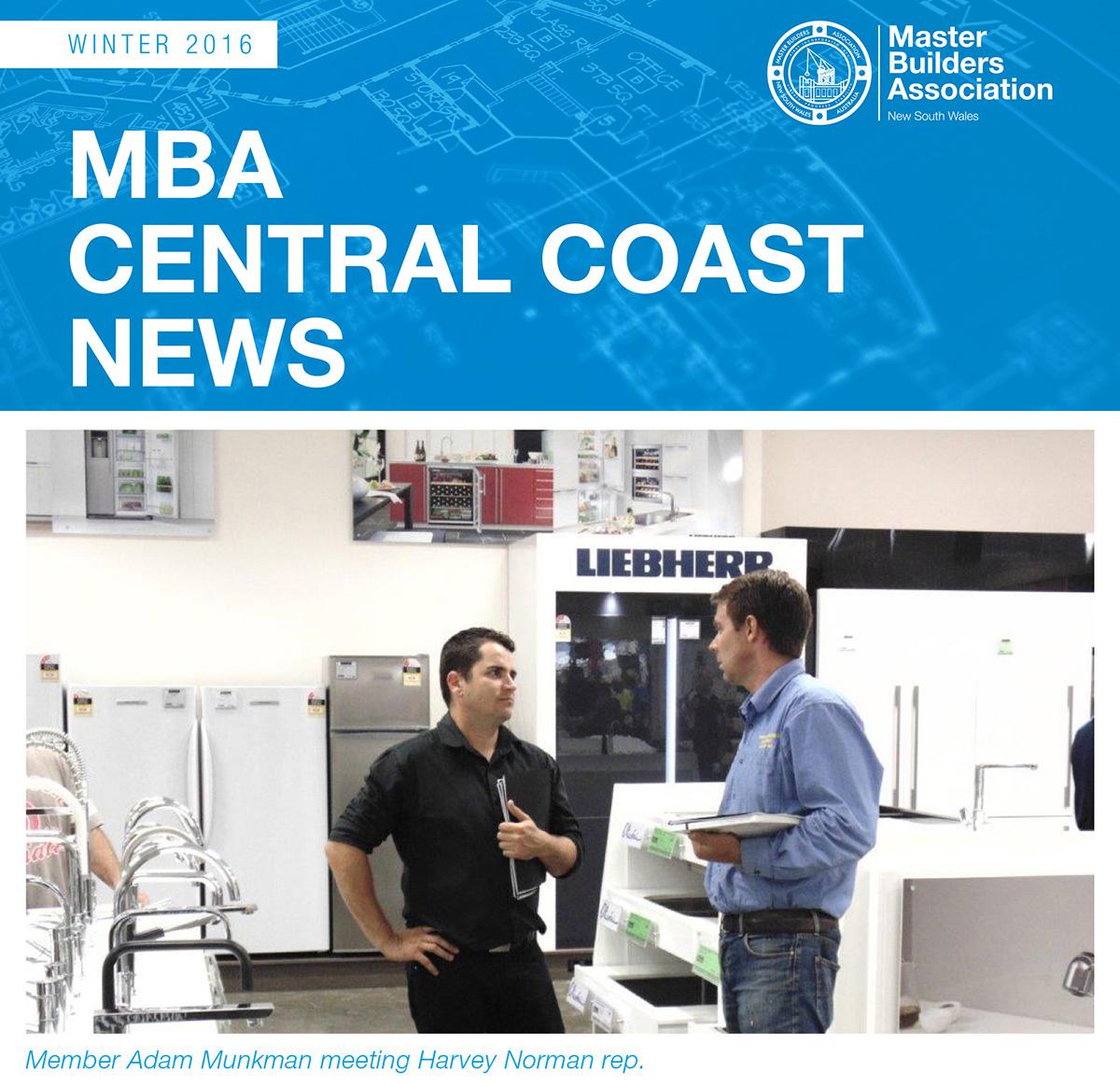 MBA  CENTRAL COAST NEWS