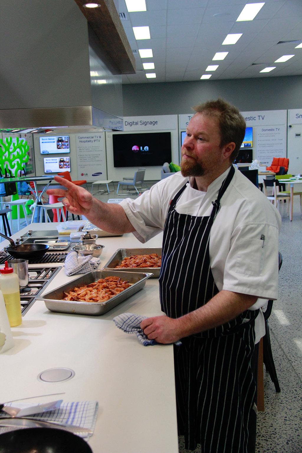 Chef Owen - Rubicon