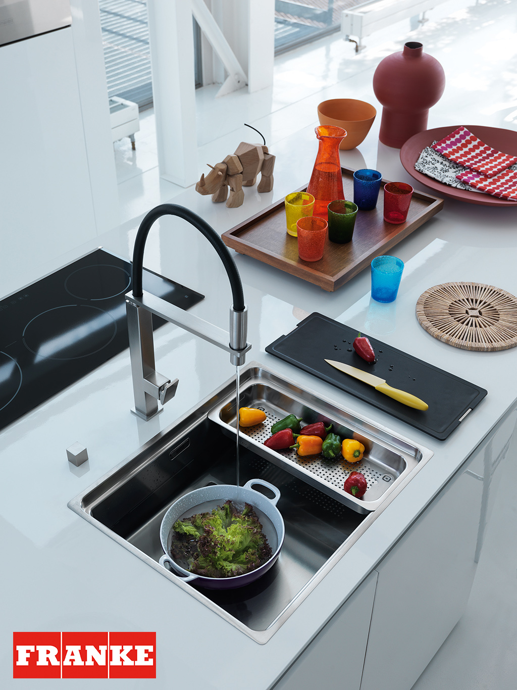 Cleaning Franke Sinks : Franke Sinks and Taps