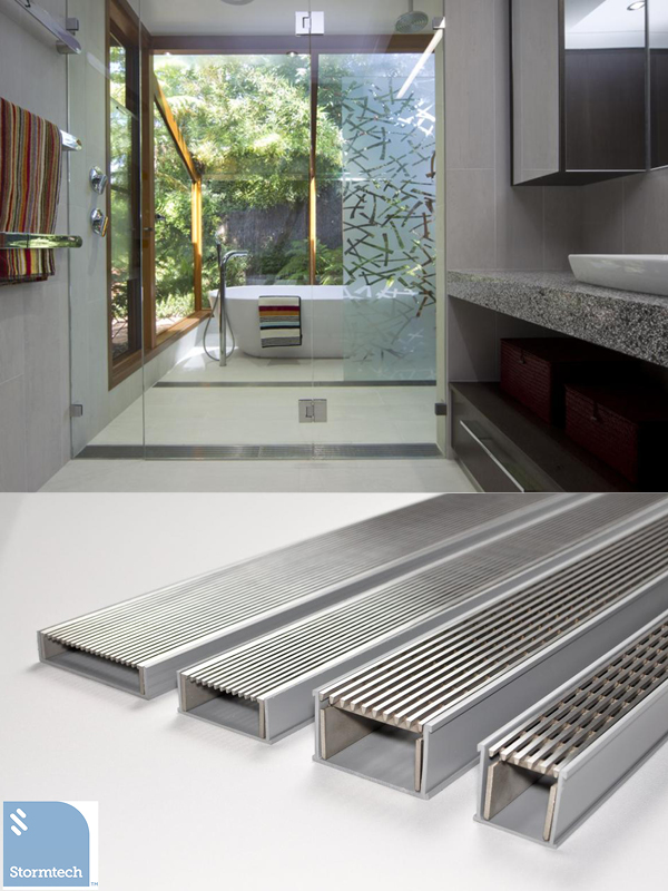 grates and drains Feature