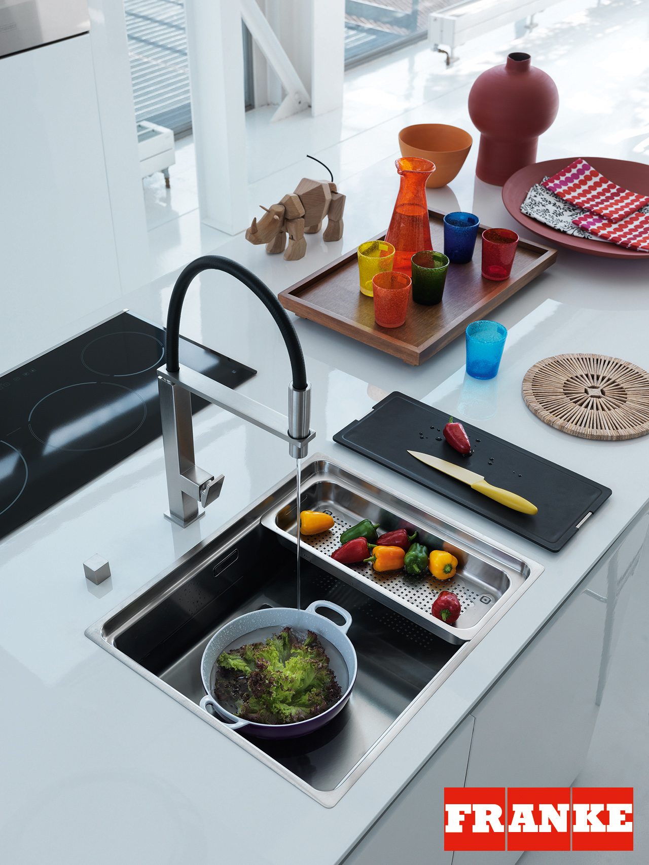 Choosing the perfect Sink - Harvey Norman Commercial Blog