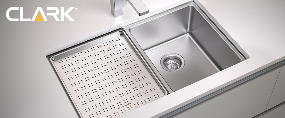 Everything you need to know about kitchen sinks with Clark - Harvey ...
