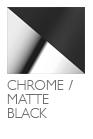 ChromeandMatteBlack