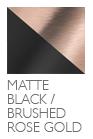 MatteBlackandBrushedRoseGold