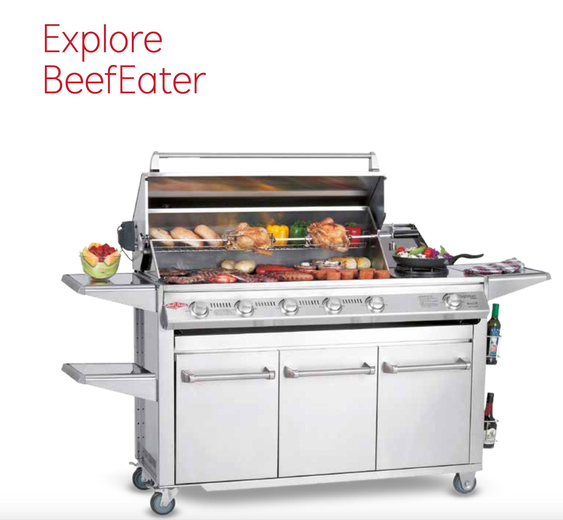 Beefeater_BBQ silver bbbq