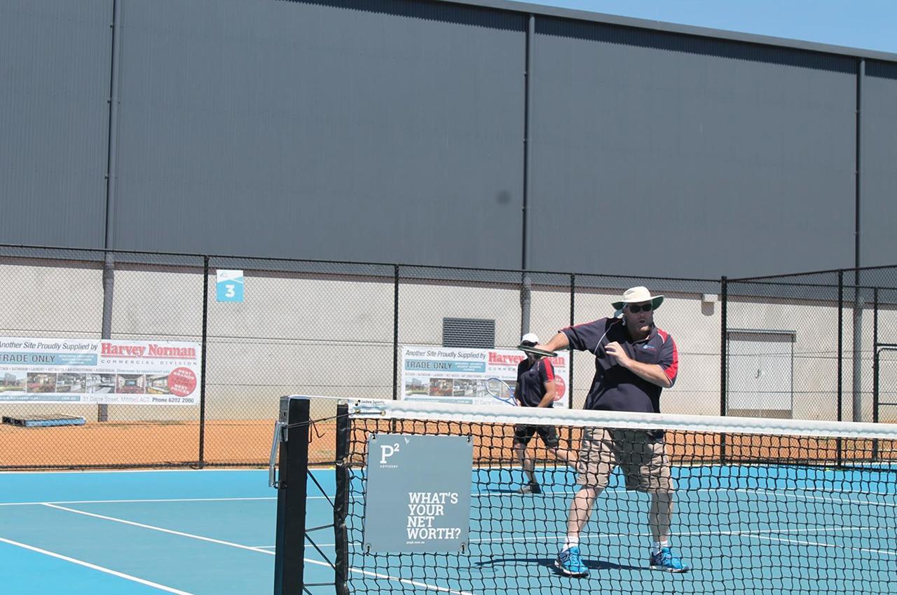 P2 Tennis Day
