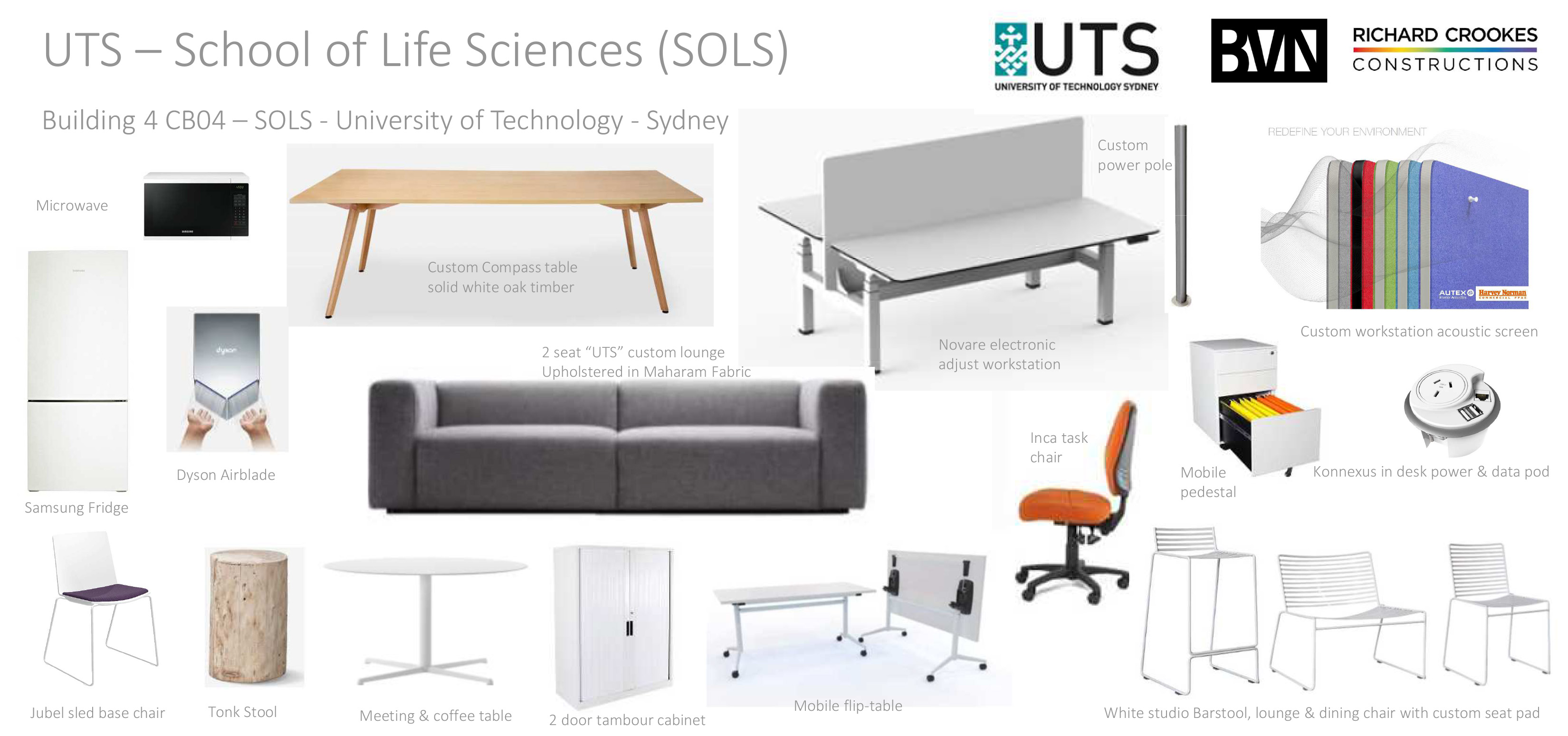 UTS School of Life Sciences (SOLS) - Project Case Study