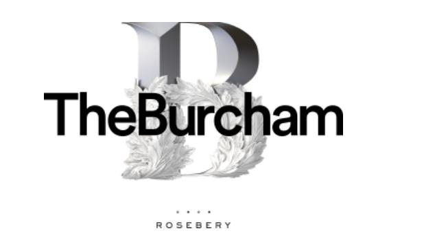 Burcham logo